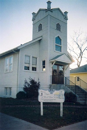 Historic Chapel of Wood River